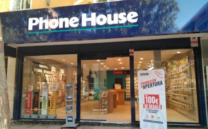 Tiendas de Phone House