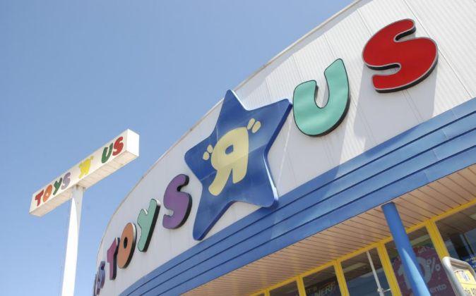 Tienda de Toys 'R' Us en Alcorcón, Madrid.