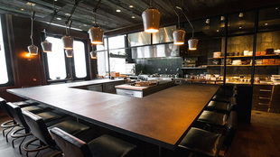 Ronny Emborg y Matthew Abbick Restaurante Atera