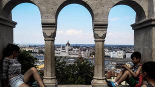 36 horas en Budapest