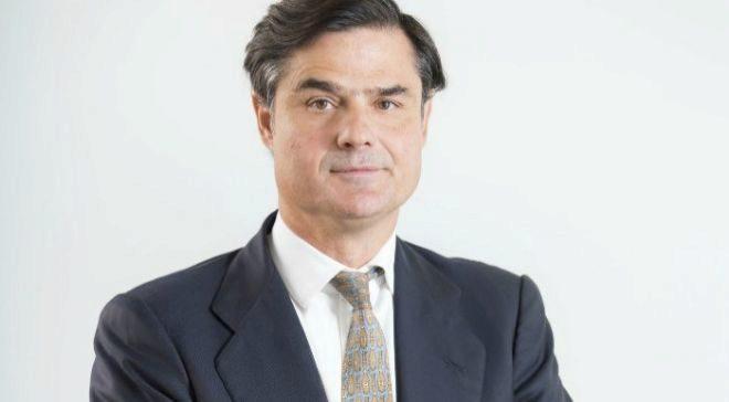 José Luis del Río, 'managing partner' de Arcano Asset...