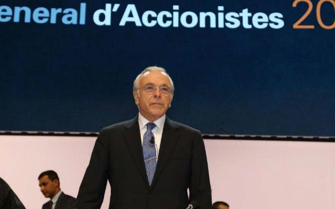 JUNTA DE ACCIONISTAS DE GAS NATURAL FENOSA, ISIDRE FAINE BARCELONA 20...