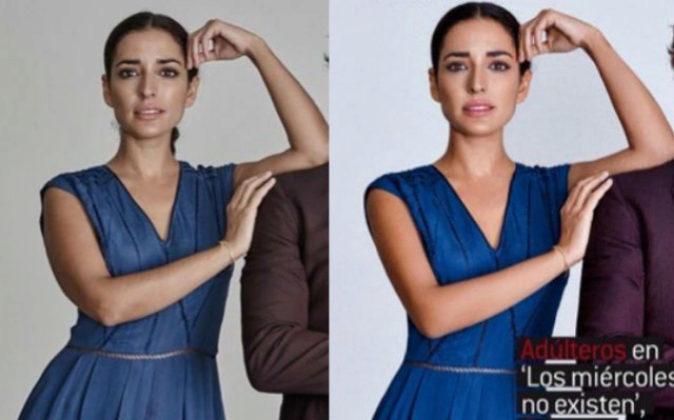 <strong>MOLESTA</strong> La actriz Inma Cuesta denunció...