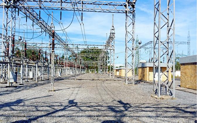 La central conversora se ubicará junto a la actual subestación de...