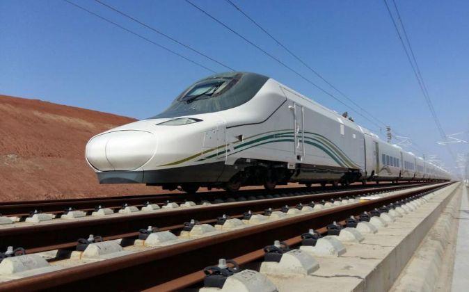 Tren AVE a la Meca.