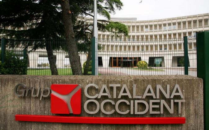 Sede de Catalana Occidente en Sant Cugat, Barcelona.