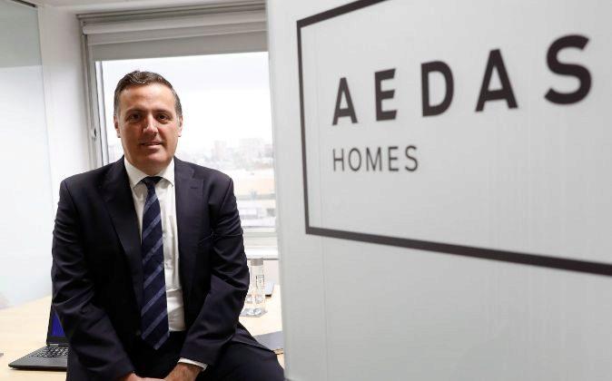 David Martínez, director general de Aedas Homes