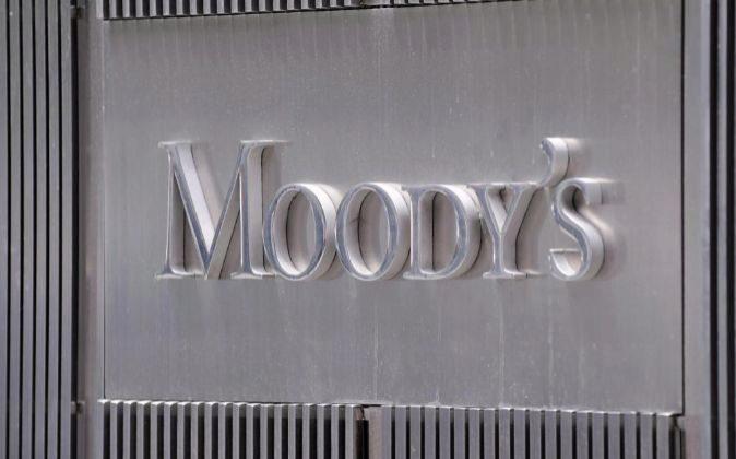 Logo de Moody's.