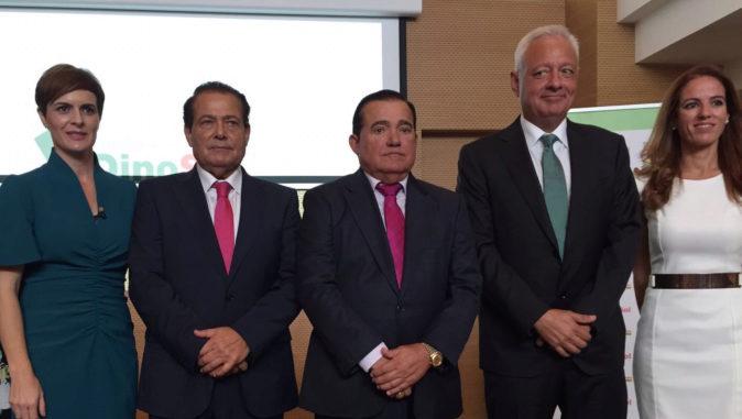 Virginia Ávila, Andrés Domínguez, José Abraham Domínguez, Javier...