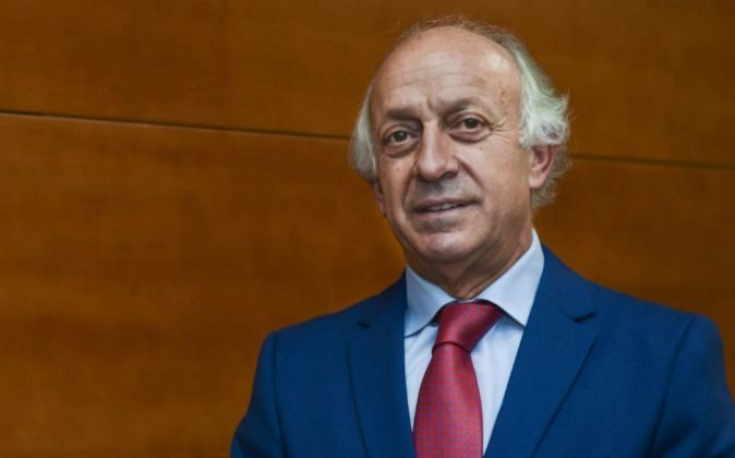 Antonio Olmedo, presidente de la patronal inmobiliaria Feprova