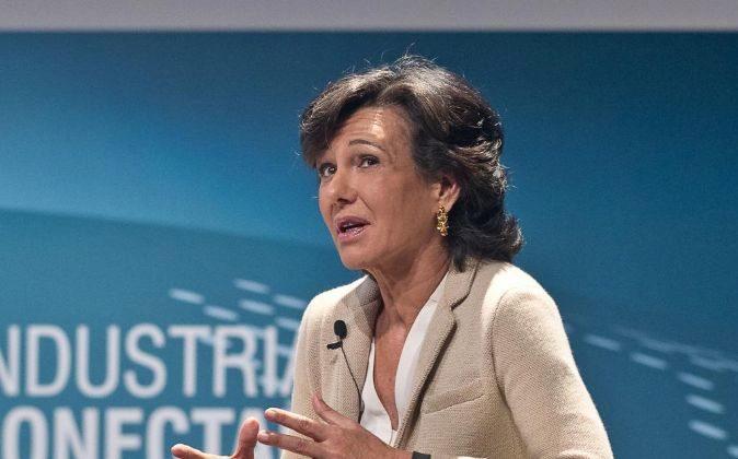 I Congreso Industria 4.0; ANA BOTIN, PRESIDENTA DEL BANCO SANTANDER....