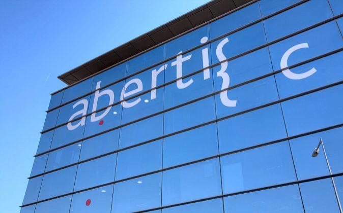 Edificio de Abertis en Barcelona.