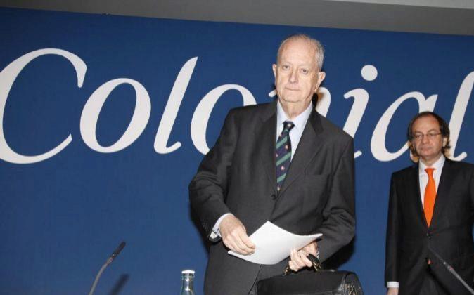 Colonial traslada su sede de Barcelona a Madrid. En la imagen, Juan...