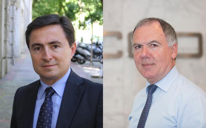 José San José y Lorenzo Vidal de la Peña