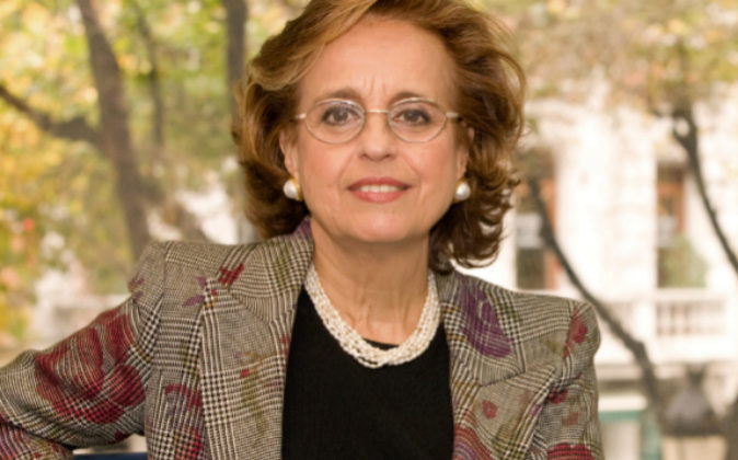 María Angeles Vallvé, presidenta de GVC Gaesco.
