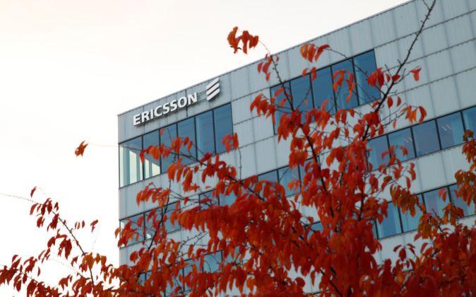 Oficinas de Ericsson.