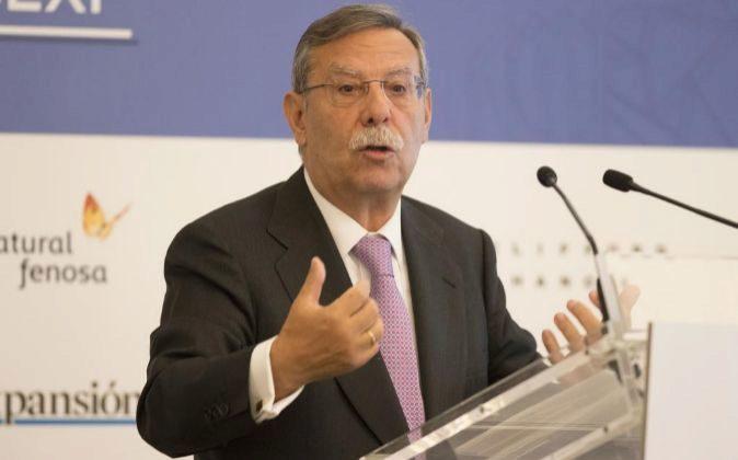 José Folgado, presidente de REE.