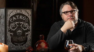 Tequila Patrón Guillermo del Toro