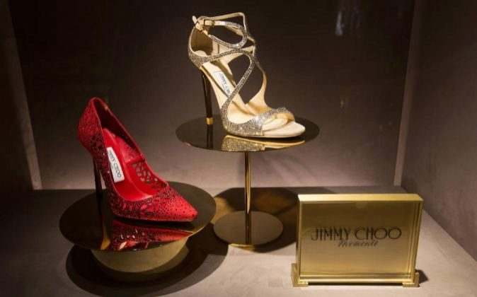 Zapatos de Jimmy Choo.
