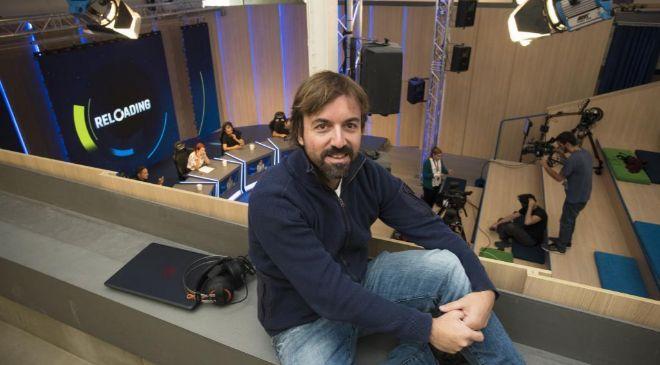 Fernando Piquer, consejero delegado de Movistar Riders.
