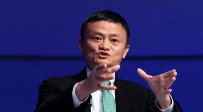 El fundador y presidente de Alibaba, Jack Ma