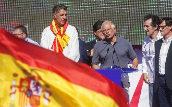 El exministro socialista Josep Borrell.