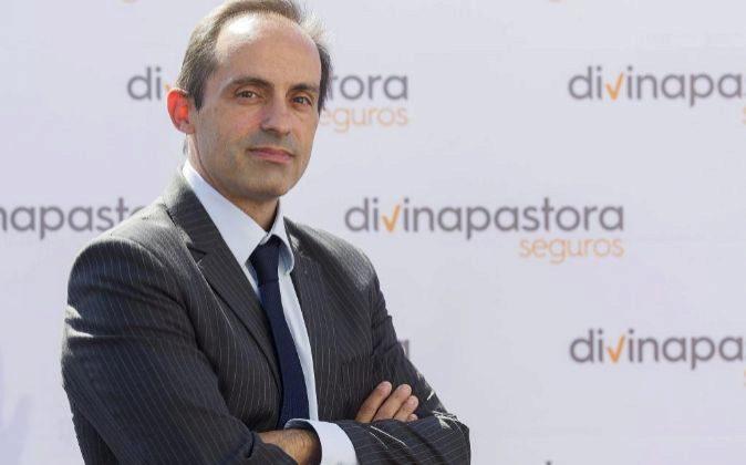 Armando Nieto, presidente de Divina Pastora