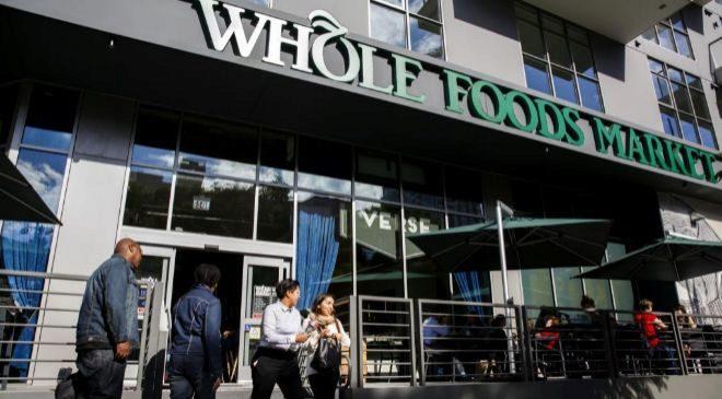 Amazon ha pagado 13.700 millones de dólares por WholeFoods.
