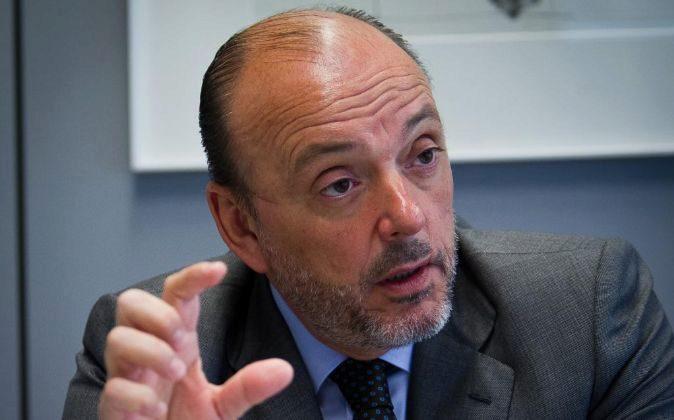Javier Monzon, expresidente de Indra.