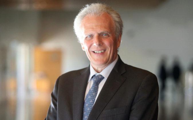 José Manuel García Collantes, Presidente del Consejo de Notarios de...