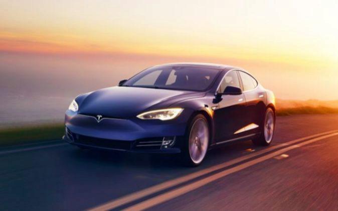 Model S de Tesla.