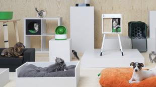 Ikea Lurvig muebles perros gatos