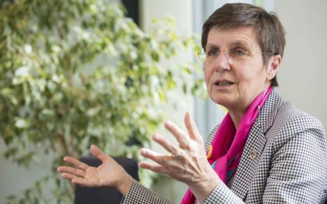 Elke Koenig, presidenta de la Autoridad Bancaria Europea.
