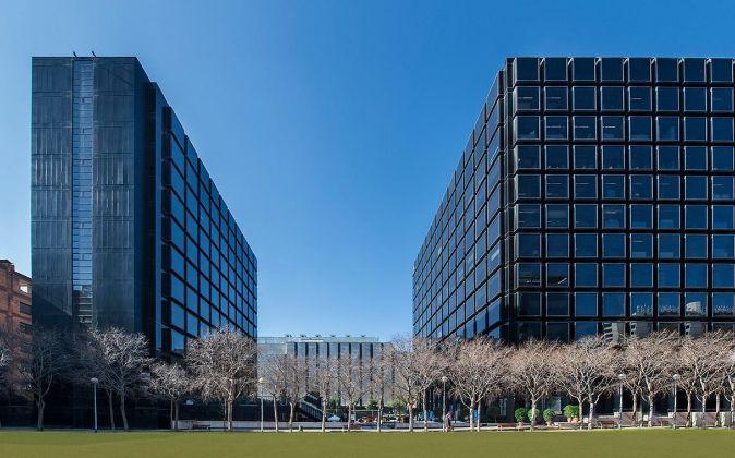 Imagen del complejo Diagonal 609-615, uno de los 19 edificios que...