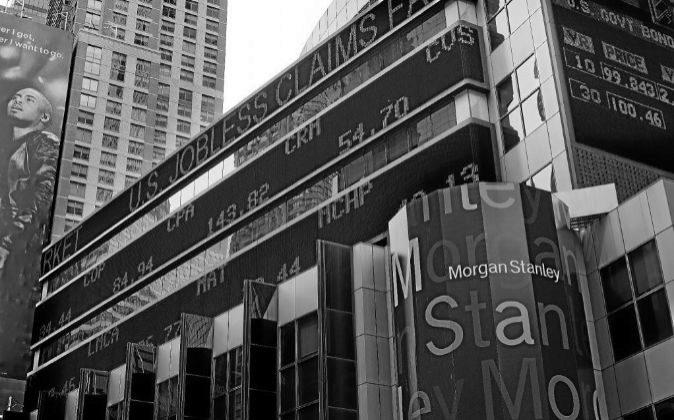Sede de Morgan Stanley en Nueva York.  Victor J. Blue/Bloomberg