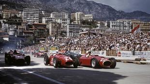 Ferrari: Race to Immortality la película documental de Enzo Ferrari...