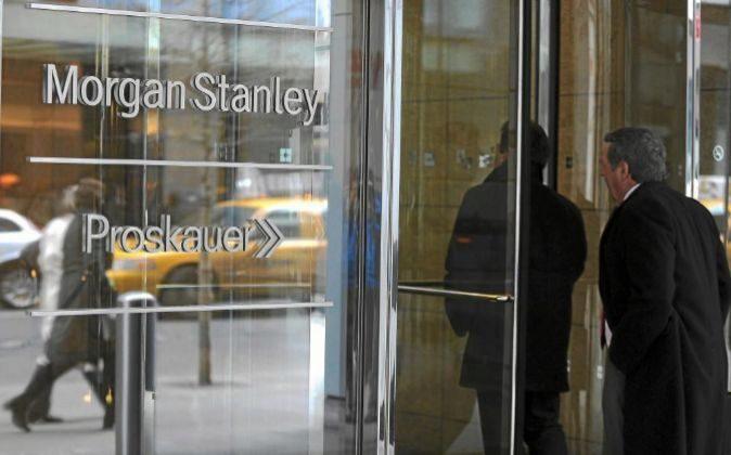 Oficina de Morgan Stanley.