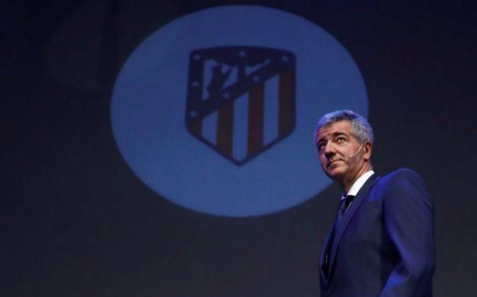 Miguel Ángel Gil Marín, durante su intervención en el World...