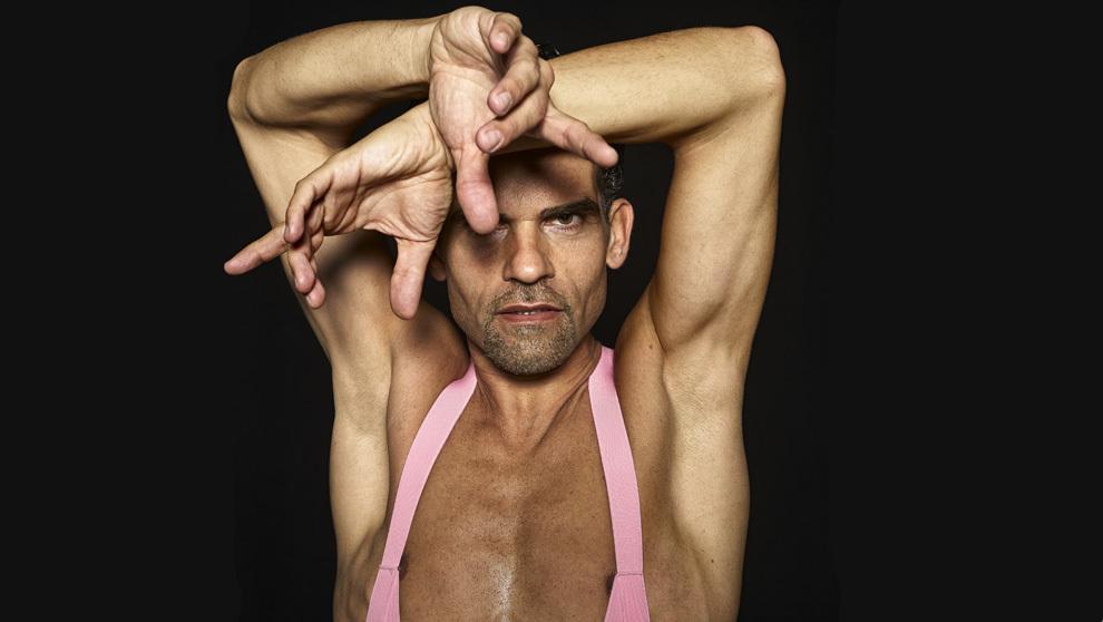 Antonio Najarro Premio Personaje Fuera de Serie