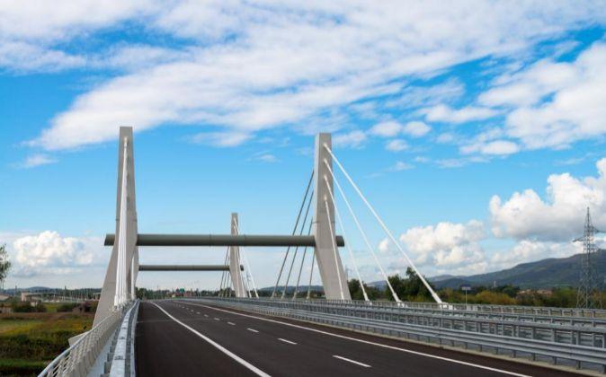 Autopista A31 en Italia, gestionada por Abertis