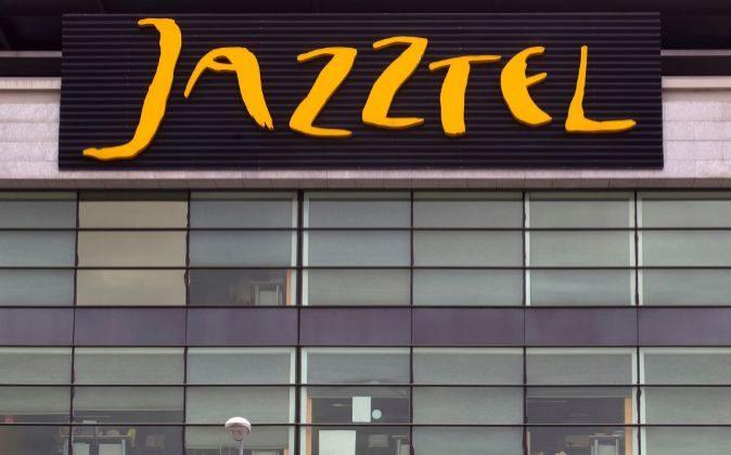 Oficinas de Jazztel.