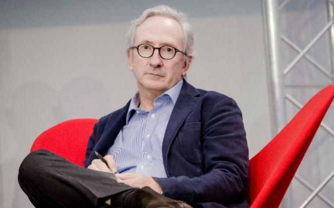 Franck Riboud, presidente de Danone