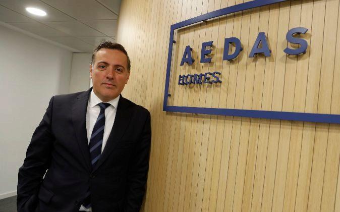 David Martínez, director general de Aedas