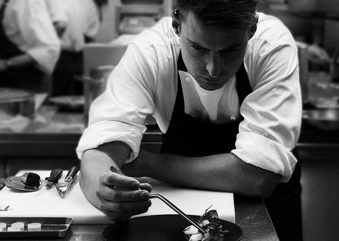 La cena correrá a cargo del chef el chef Kirk Westway, del...