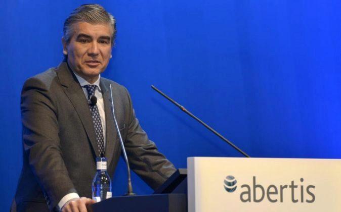 Francisco Reynés es vicepresidente y consejero delegado de Abertis.