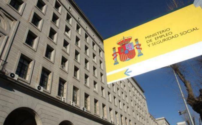 Sede del Ministerio de Empleo y Seguridad Social.