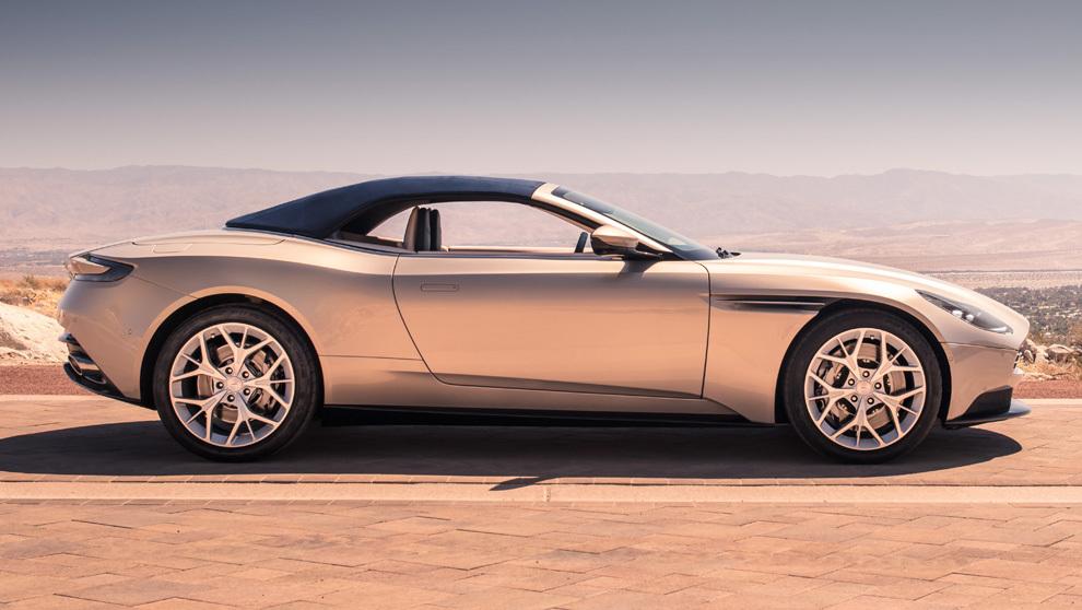 Aston Martin Db11 Volante Coupe Descapotable Aston Martin Db11
