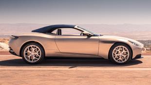Aston Martin DB11 Volante coupé descapotable
