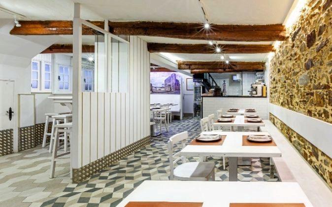 El restaurante ha reformado recientemente tanto su local como su...