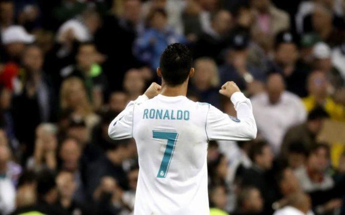 Exness es también patrocinador de Cristiano Ronaldo.